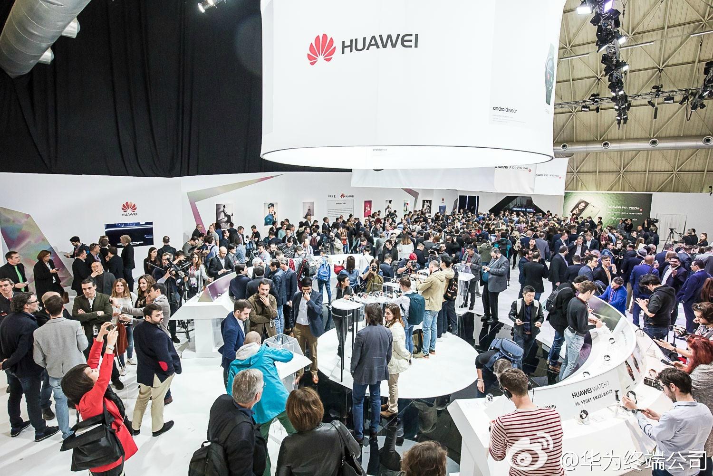 昨天全球发布会一结束,小伙伴们就冲向体验区,亲身感受#HUAWEIP10#系列、#HUAWEIWAT