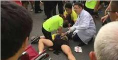 马拉松替跑者猝死家属索赔120多万 系国内首例