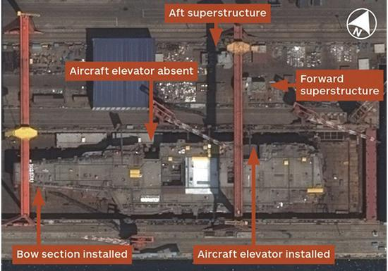日媒:中国开建第三艘航母 目标掌控第二岛链
