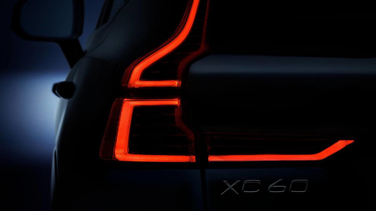 2018款沃尔沃XC60官图 新尾灯细节曝光