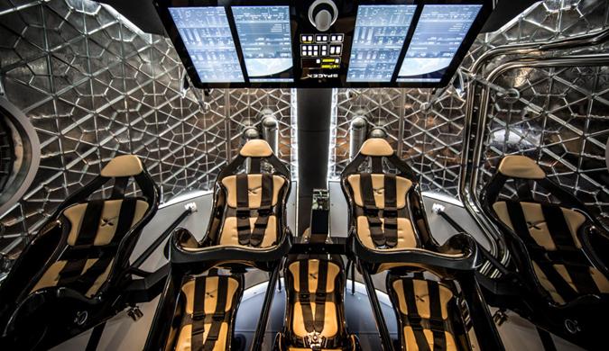 SpaceX:2018年底将送两乘客到月球旅游
