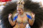 巴西狂欢节热辣吸睛