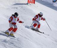 国际雪联自由式滑雪雪上技巧世界杯赛落幕