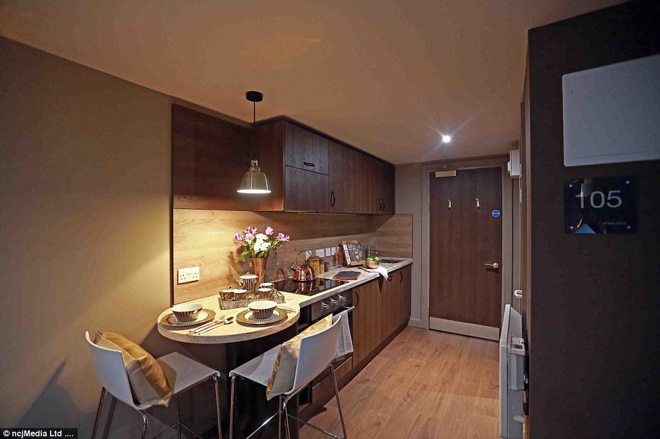 英国大学建天价学生公寓 装修精美设施齐全堪比豪华酒店