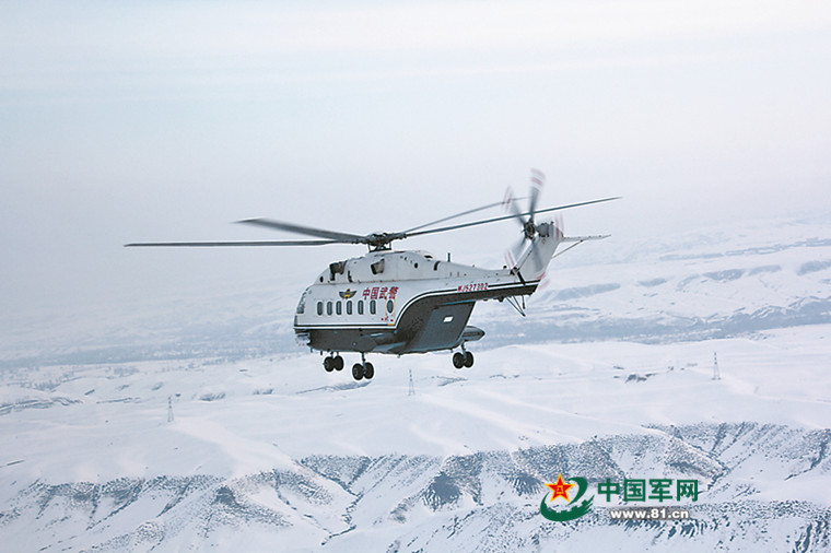 新疆反恐力量实现全疆域快速投送和武装巡逻