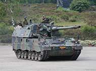 荷兰装备世界最强自行榴弹炮