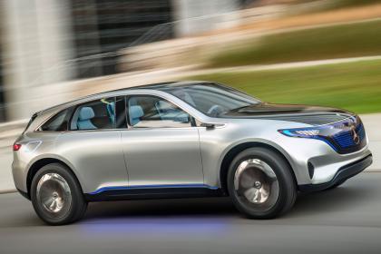 奔驰宣布成立EQ Power混动车子品牌 含AMG版