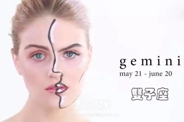 美人计 | 12星座的创意妆容,双子座得罪化妆师被黑惨了