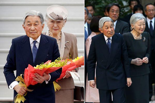 日本天皇夫妇抵达河内 开启首访越南之行