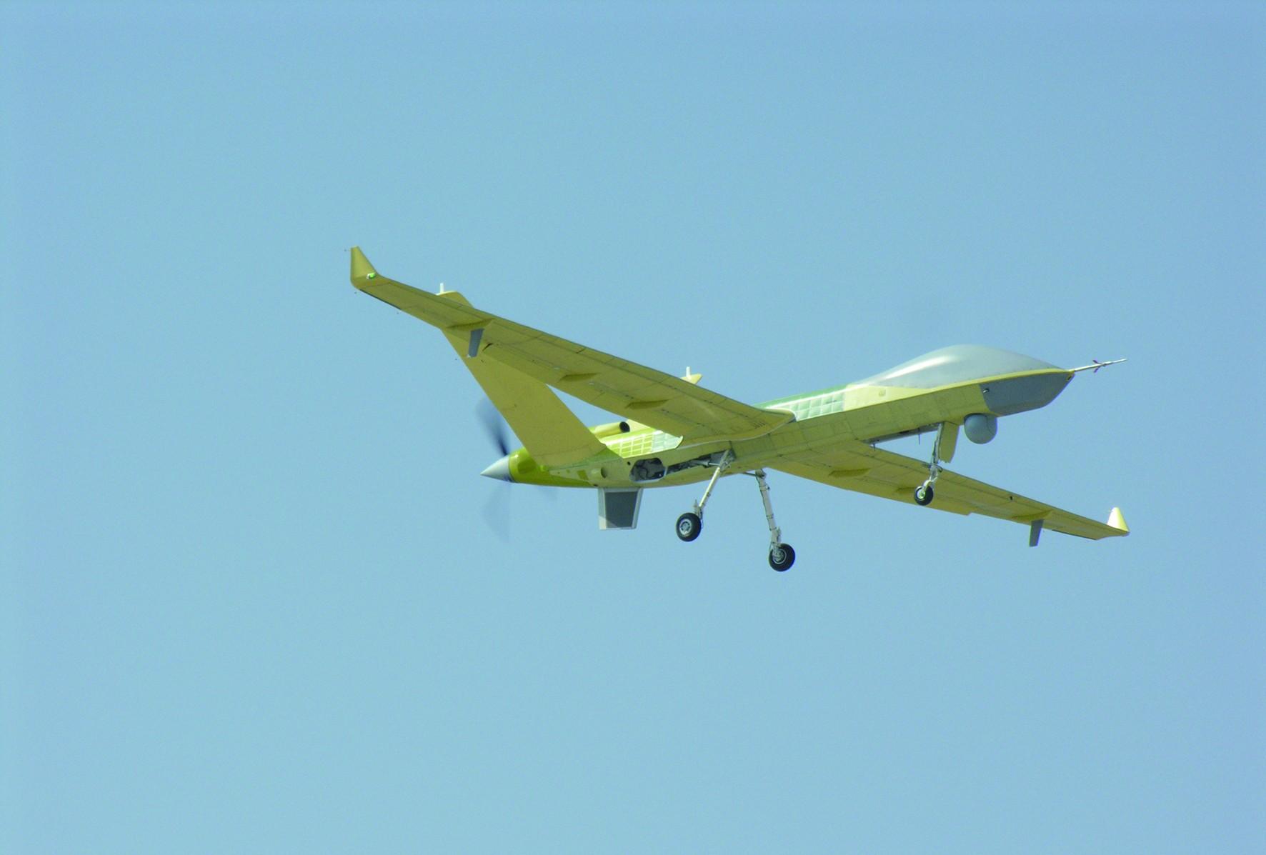 翼龙II即将交付首家国外用户 已获创纪录订单