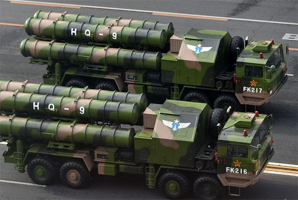 少将:红旗9导弹口碑很好 多个国家有意购买