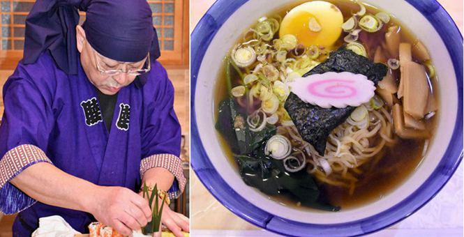 金正日御用大厨在平壤开日式餐馆 卖起寿司和拉面