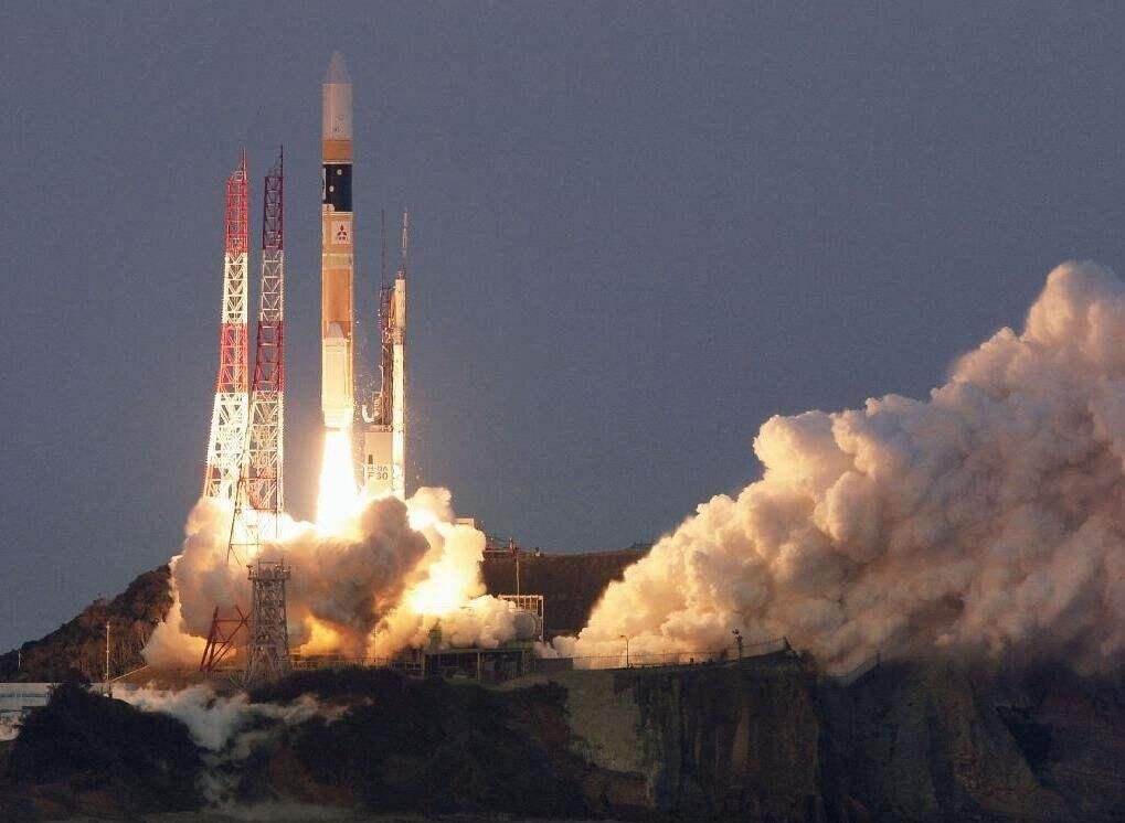 阿联酋2020年将用日本火箭发射首颗火星探测器