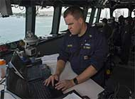 美国濒海战斗舰返回新加坡