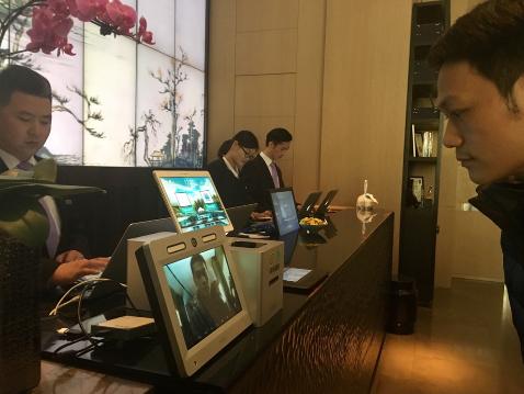 飞猪未来酒店又来黑科技  刷脸入住准确率高达99.8%