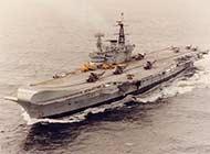 世界服役时间最长航母将退役