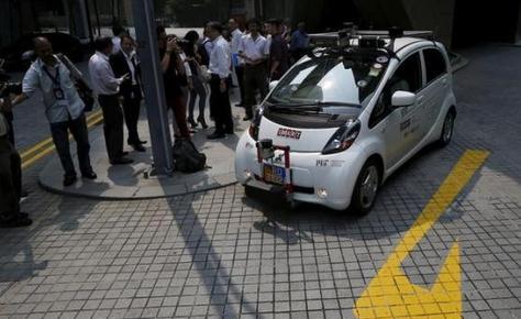 新加坡将用无人机及无人驾驶车辆监察铁路隧道