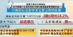 深圳商标受理窗口 今天正式启用!