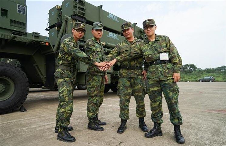 台军证实爱国者导弹部署台东 能防御东风16?