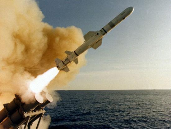 偷师中国?美军欲发展反舰导弹应对中国反介入