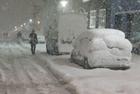 冰岛一天积雪51厘米