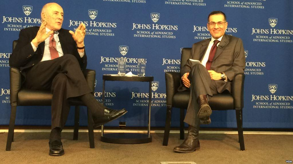 约瑟夫 奈:中国并未威胁美领导地位 美国内民粹主义实为真正威胁
