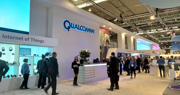 MWC 2017:高通展示新技术 扩大物联网及5G布局