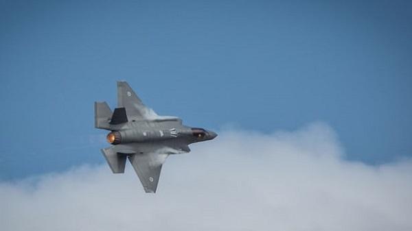 2017澳大利亚国际航空展:F-35A 联合攻击战斗机亮相