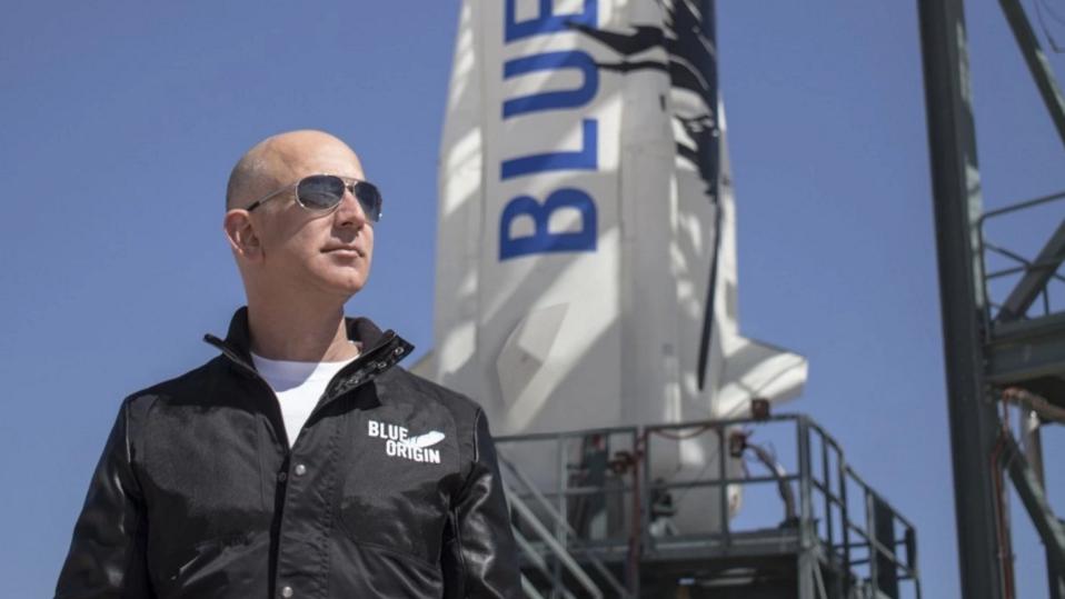 贝索斯新太空计划:为月球未来基地提供递送服务