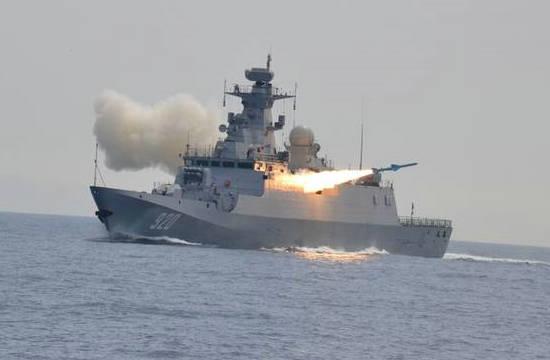 中国高颜值护卫舰有望再次出口
