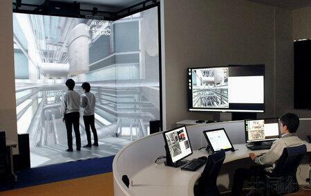 日本开发出VR系统用于反应堆报废作业训练