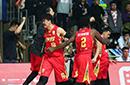 深圳加时险胜上海总比分3-2晋级 半决赛战广东