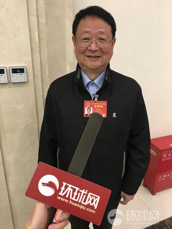 """全国台联会长汪毅夫:""""民族大义""""将成今后两岸关系热词"""