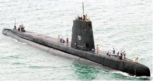 台湾自造潜艇项目四处碰壁?或购日本封存潜艇