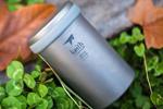 有钛度的茶杯,铠斯泡茶器