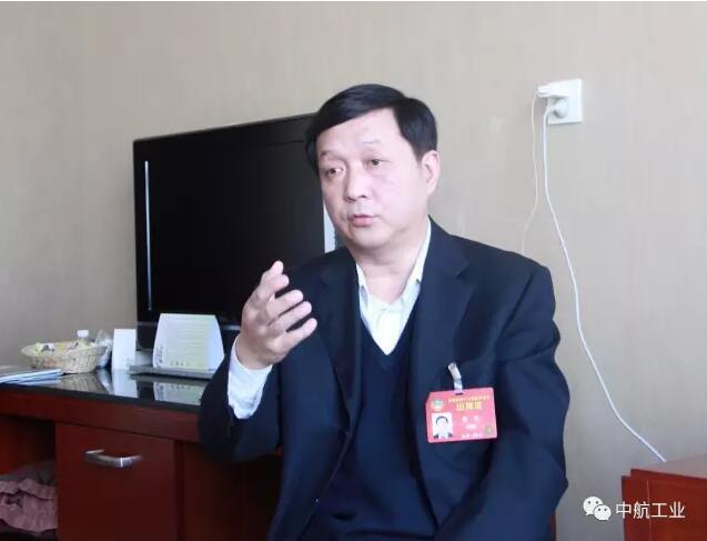 杨伟:歼20只是一小目标 发展新装备不会停止