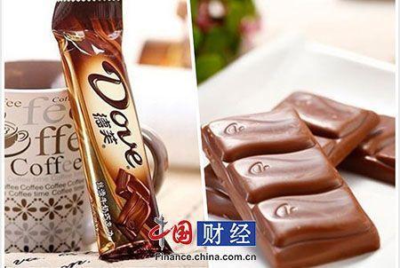 德芙巧克力被指矿物油大幅偏高 或损害肝脏等器官