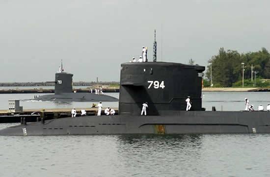 以废铁名义买日本退役潜艇?台军:没这种事