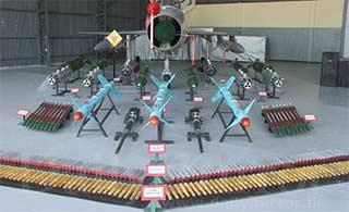斯里兰卡展歼7战机挂载方案