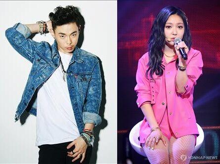 韩女团miss A成员Min和歌手G.Soul分手