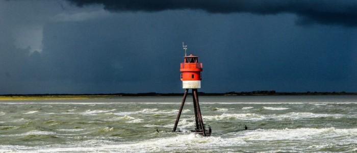 科学家们警告称气候变化会带来更严重的暴风雨