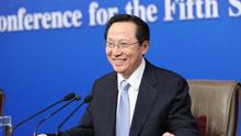 农业部部长韩长赋:既保吃鱼又保环境