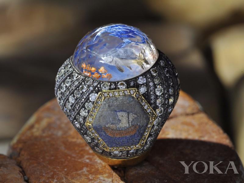 充满神话和奇迹 比海底世界还美的高级珠宝