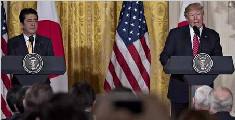 特朗普与日韩领导人就朝鲜导弹试射通电话