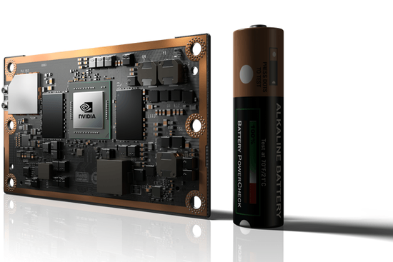 Nvidia 公布 Jetson TX2 细节:专为机器人 / 无人机 / 智能摄像头打造