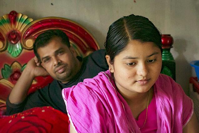 记录孟加拉未成年少女的婚姻生活