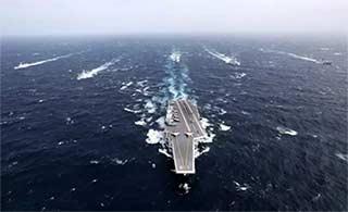 去年中国海军竟办了这么多大事
