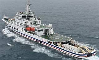 这艘船将成为远海航行船员保护神