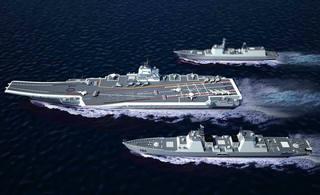 中国未来要造多少艘航母?