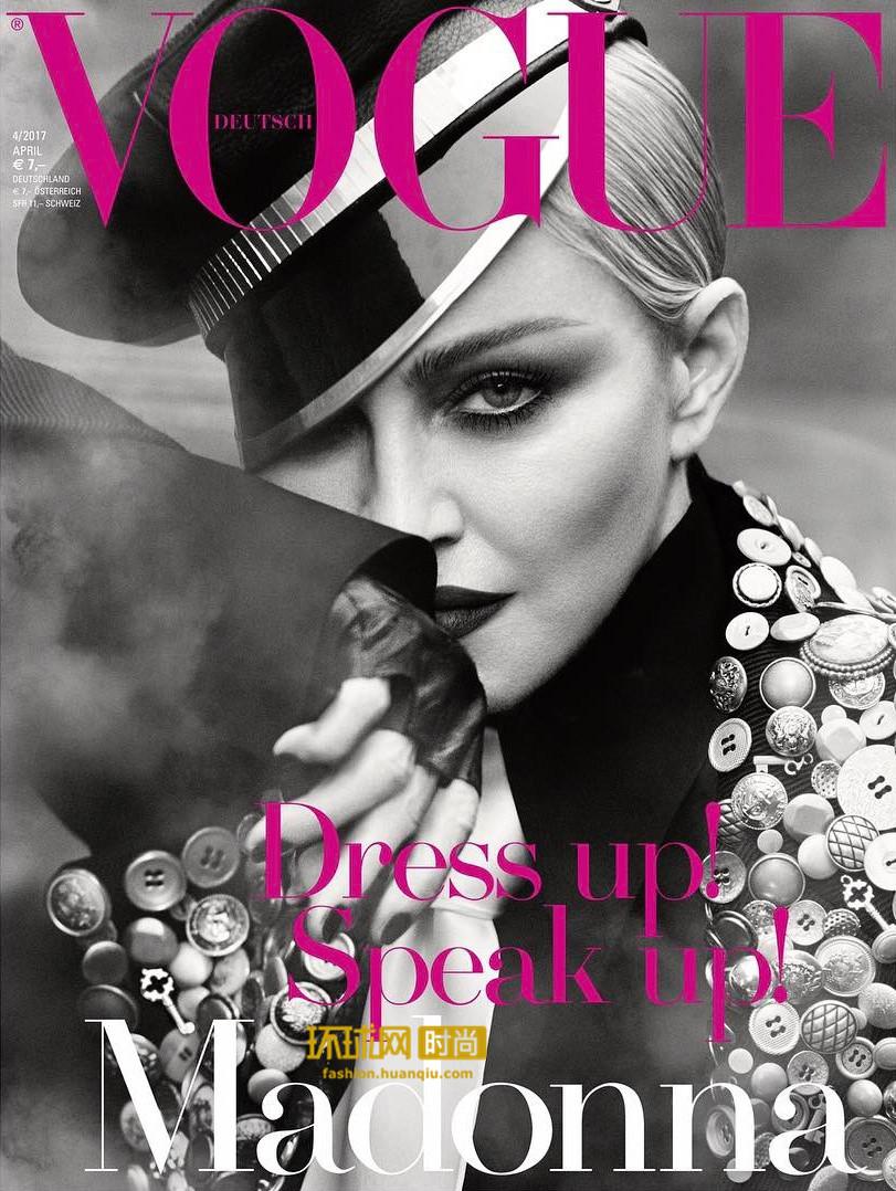 Madonna DRESS UP! SPEAK UP!